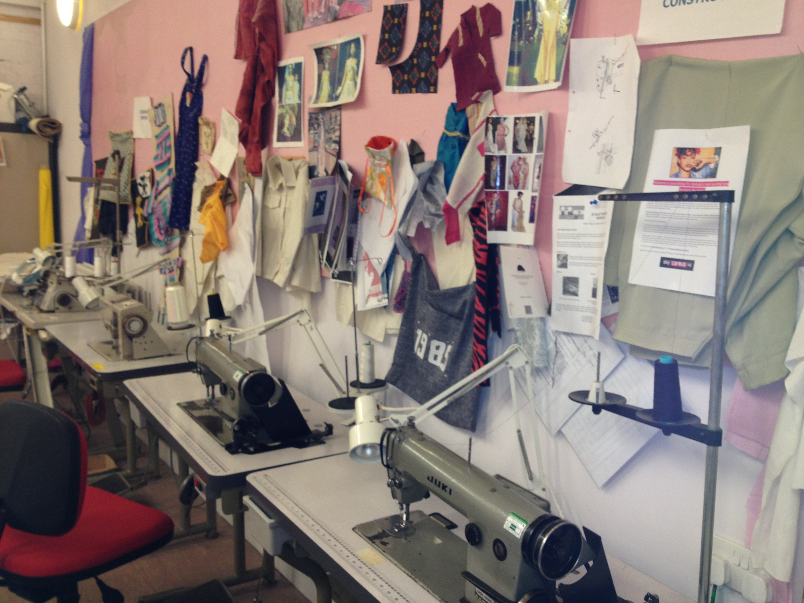 Как создать фирму по пошиву одежды
